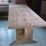 Produksjon av langbord
